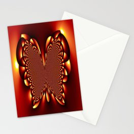 Golden Butterfly - HS Series Stationery Cards