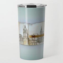 Midtown New York Travel Mug