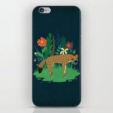 hyena iPhone & iPod Skin