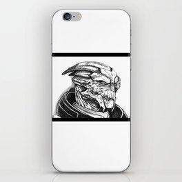 Garrus Vakarian: Mass Effect iPhone Skin