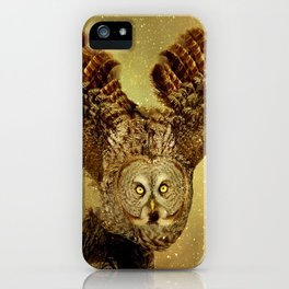 Queen of the night iPhone Case