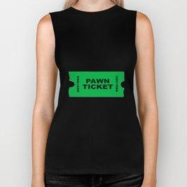 Pawn Ticket Biker Tank