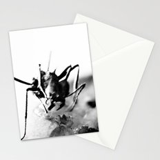 Atomic ant Stationery Cards