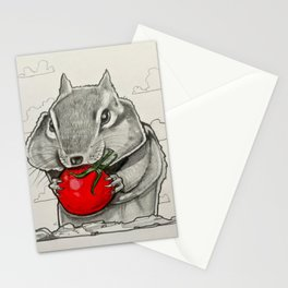Chip n' Tomaters Stationery Cards