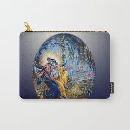 Krishna Leela Carry-All Pouch