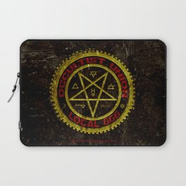 Occultist Union Local 666    019 Laptop Sleeve