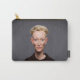 Celebrity Sunday ~ Tilda Swinton Carry-All Pouch