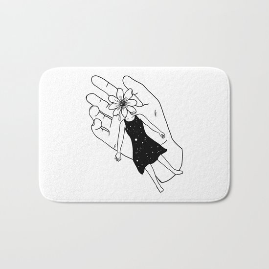 I Fell for You, and It Killed Me Bath Mat