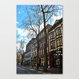 gastown Canvas Print
