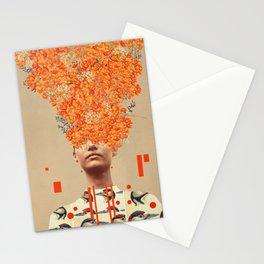 Bird Flight in Autumn Stationery Cards