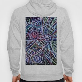 Eyes on a dancefloor Hoody