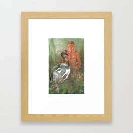 Mammal: Evidence  Framed Art Print