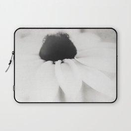 Ethereal Black-eyed Susan BW Laptop Sleeve