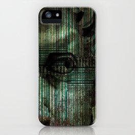 APOLLON iPhone Case