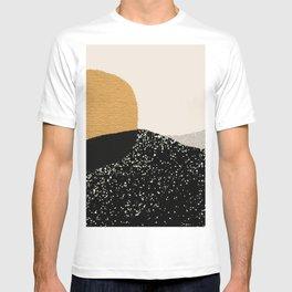 Gold Sun Going T-shirt