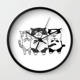 Kung Hei Fat Choy Wall Clock