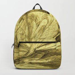 Flying threads of gold Backpack