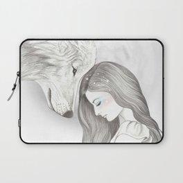 Harvest Moon Laptop Sleeve