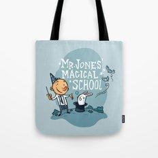 Mr Jones' Magical School Tote Bag
