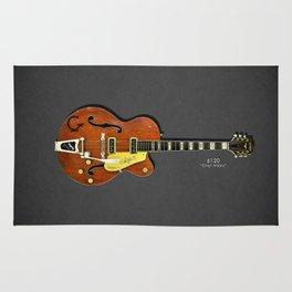 Gretch 6120 Chet Atkins Guitar Rug