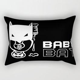 Baby Bat Rectangular Pillow