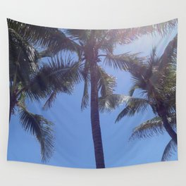 Florida Palms Wall Tapestry