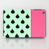 watermelon iPad Cases featuring Watermelon by Sweet Colors Gallery