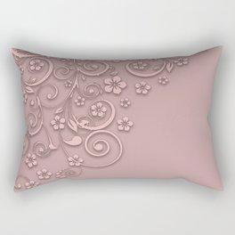 With a flourish B3 Rectangular Pillow