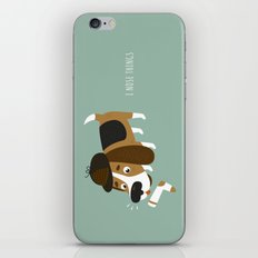 I Nose Things iPhone & iPod Skin