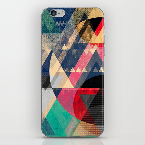Graphic 102 iPhone & iPod Skin