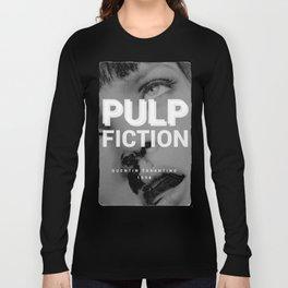 Pulp Fiction | Quentin Tarantino Long Sleeve T-shirt