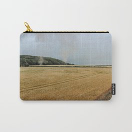 Countryside from a steam train Carry-All Pouch