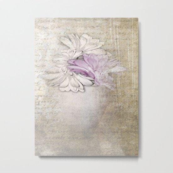 Floral Still Life 2 Metal Print
