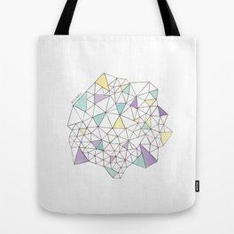 Triangles N2 Tote Bag