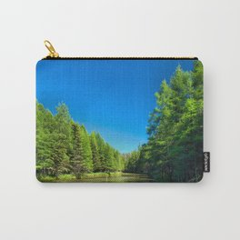 Kitch-iti-kipi (Big Spring) Carry-All Pouch
