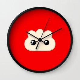 Pocket Pork Dumpling Wall Clock