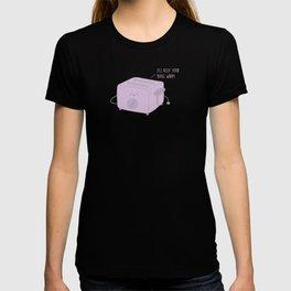 I'll Keep Your Buns Warm #kawaii #toast T-shirt