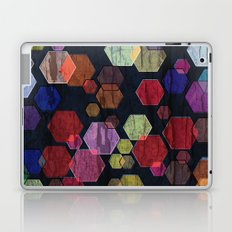 C13 construct hex v2 Laptop & iPad Skin
