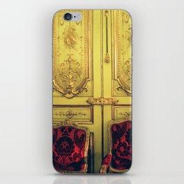 Napolean's Apartment PT l iPhone Skin