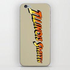 Illinois Smith iPhone & iPod Skin