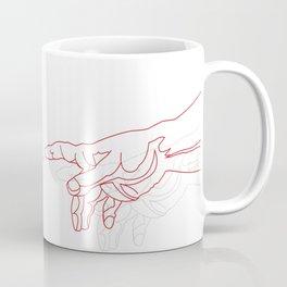 The Red Creation Coffee Mug
