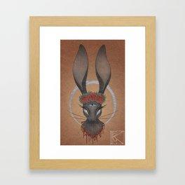Beheaded II Framed Art Print