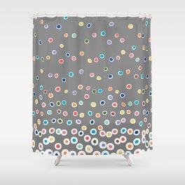 ALWAYS BUBBLES Shower Curtain