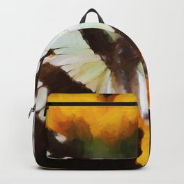 Summer Butterfly Backpack