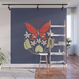 Butterfly Summer Wall Mural