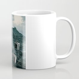 Survival of the tallest Coffee Mug