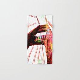 Golden Gate Bridge - San Francisco - Pop Art Hand & Bath Towel