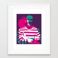 picasso Framed Art Prints featuring Picasso by Art Pop Store