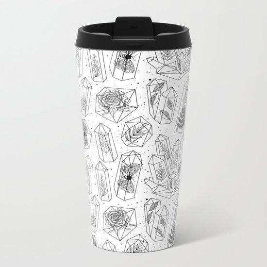 Terrariums Metal Travel Mug
