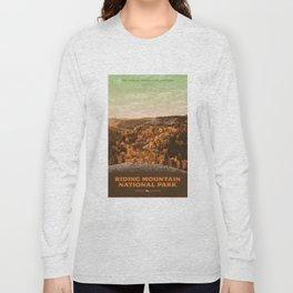 Riding Mountain National Park Long Sleeve T-shirt